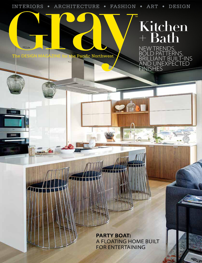 Gray Magazine Feature: Road's End