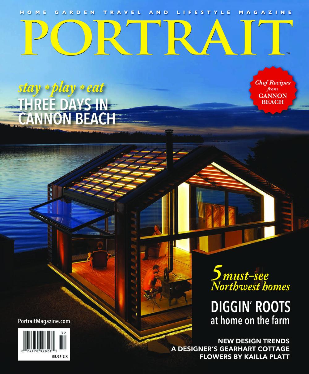 Portrait Magazine Feature: McMinnville Home