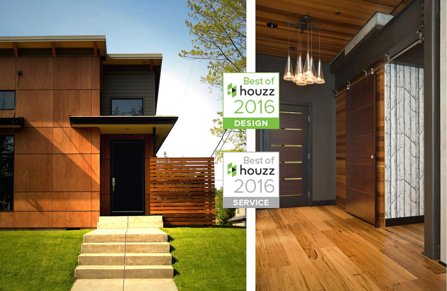 Best of Houzz: Design & Service 2016