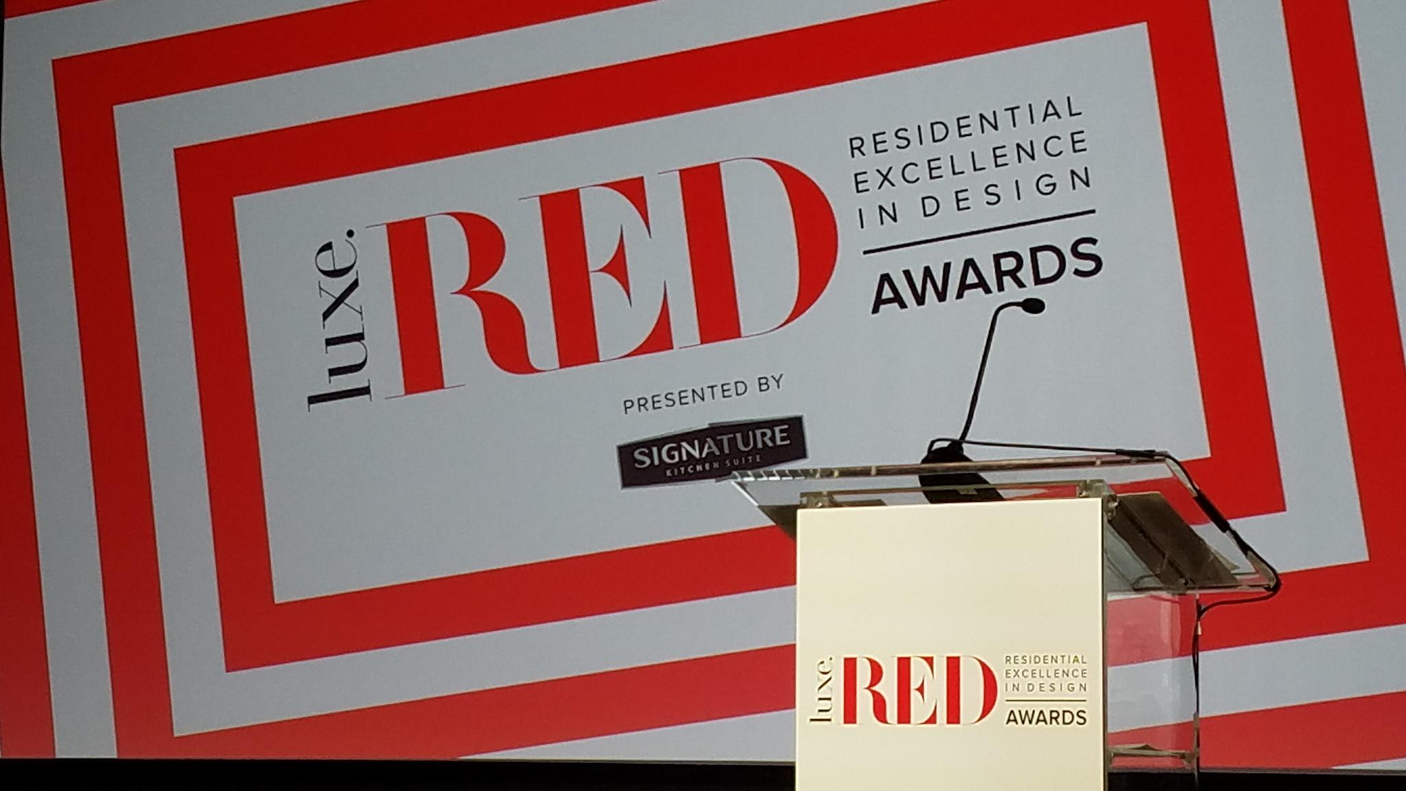 LUXE RED Awards: Rangers Ridge Wins Regional Award